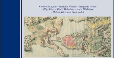 Viipurin historiallinen kaupunkikartasto ilmestynyt